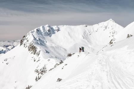Skifahren Bild 2