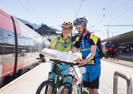 Gratis-Bahnticket
