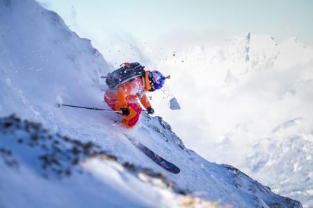 Skifahren Bild 0